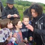Dia europeo de RN2000. Escuelas Ziga-Almandoz