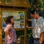 Instalados los paneles de LIFE TREMEDAL en Galicia
